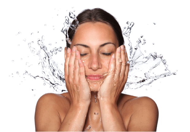 skin pampering for radiant skin