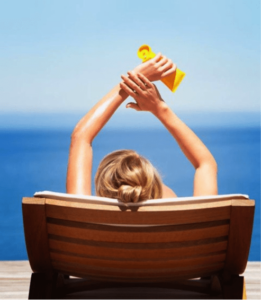 sunscreen for radiant skin