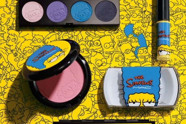 mac simpsons cosmetics