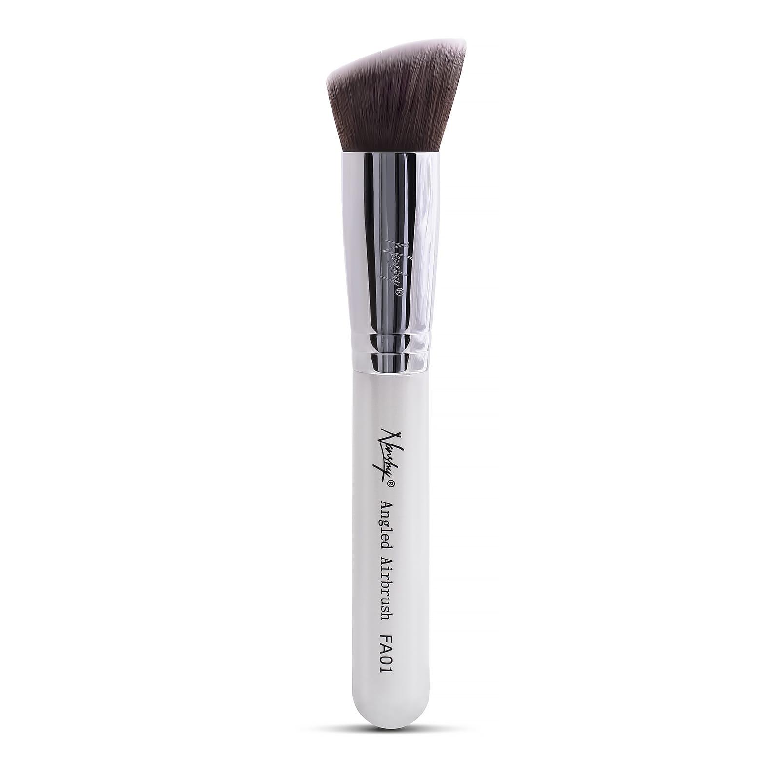 Angled Airbrush FA01 Flat Angled Kabuki Makeup Brush
