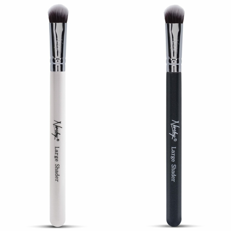 large shader eyeshadow makeup brush
