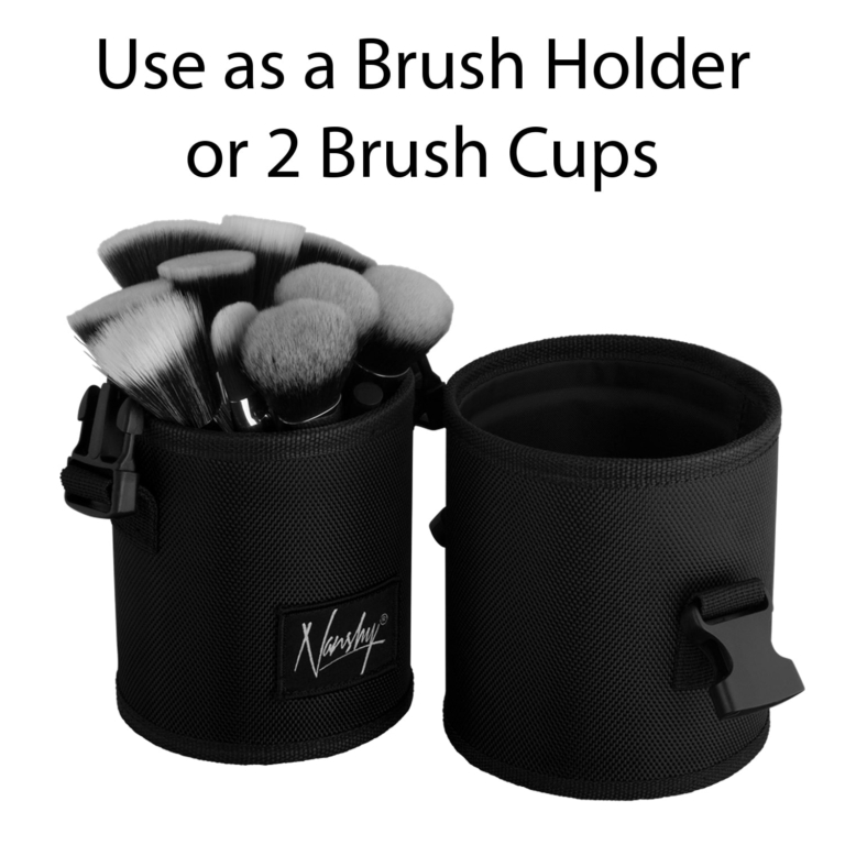 Makeup Brush Cup