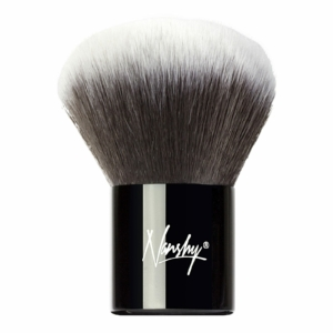 nanshy black kabuki makeup brush