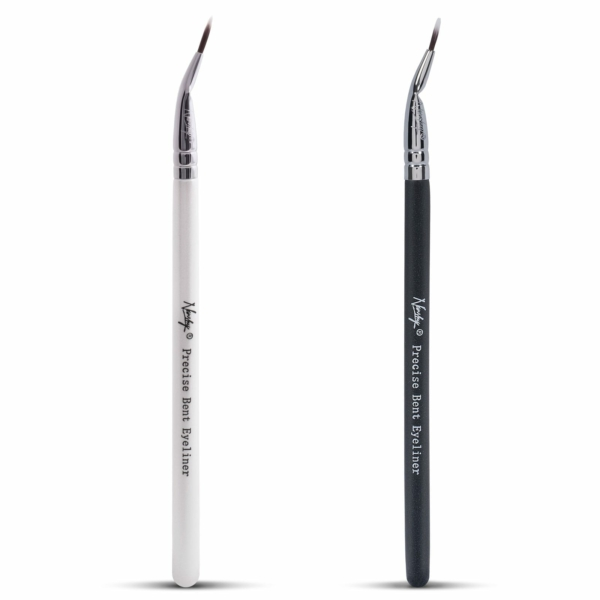 Precise Bent Eyeliner Makeup Brush