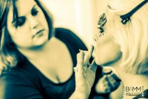 maya makeup artist