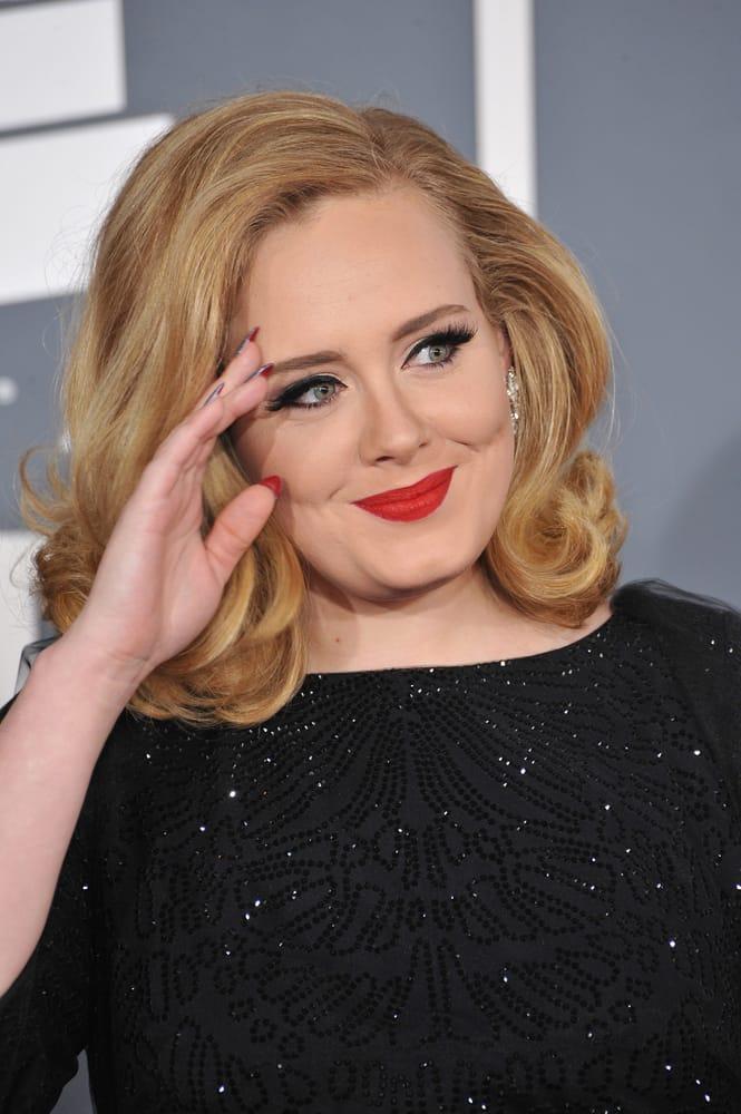 celebrity makeup makeup adele