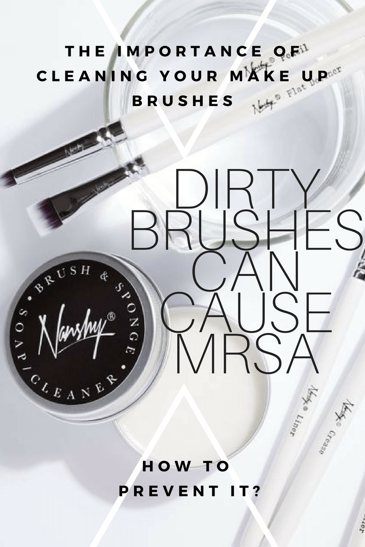 The Importance of Cleaning Your Make Up Brushes...