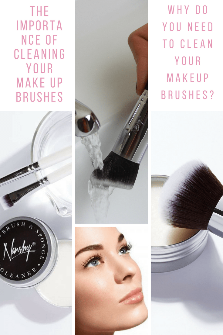 The Importance of Cleaning Your Make Up Brushes