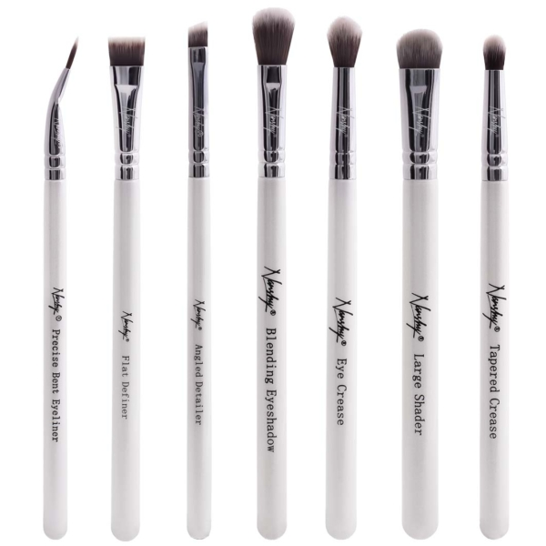 Nanshy Eye Brush Set White