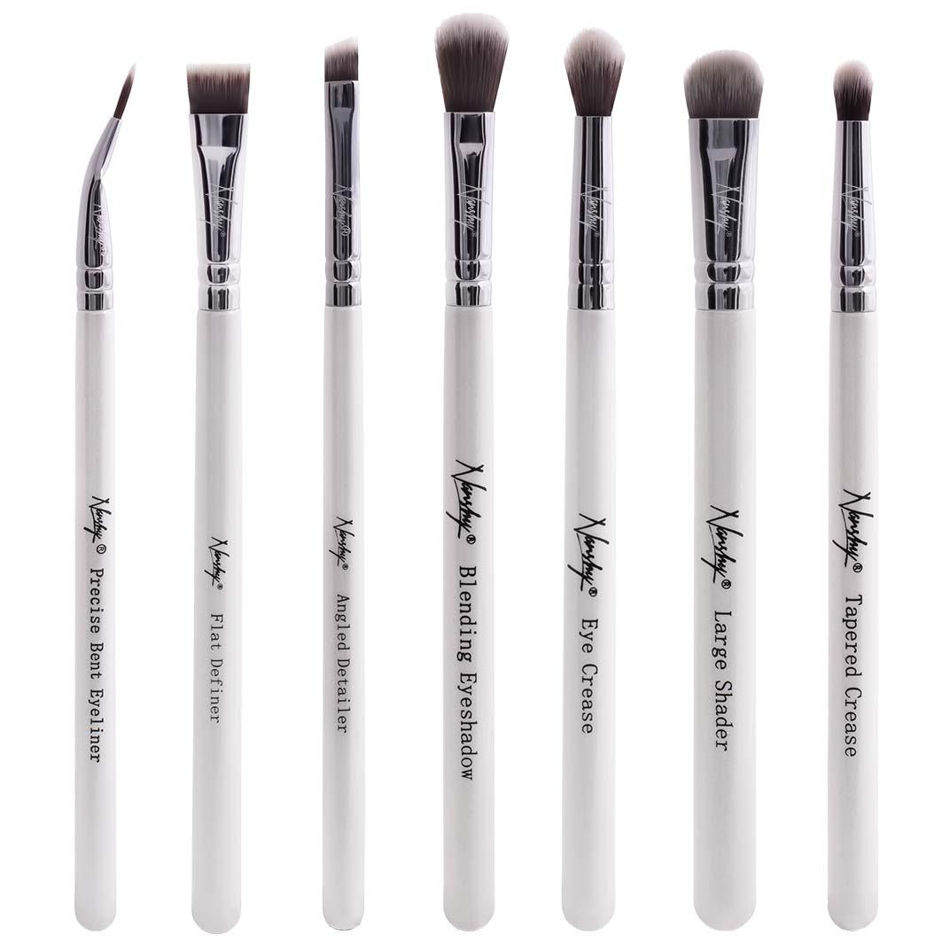 Nanshy Eye Brush Set White