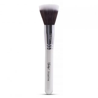 Stippling WHITE Makeup Brush
