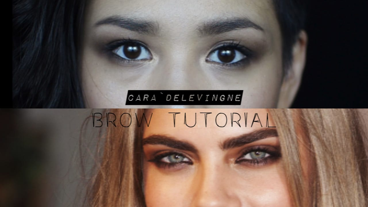 Cara Brows hd eyebrows at home