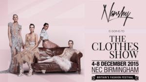 Nanshy at The Clothes Show 2015