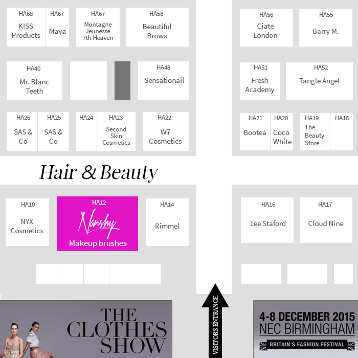 the clothes show 2015 guide