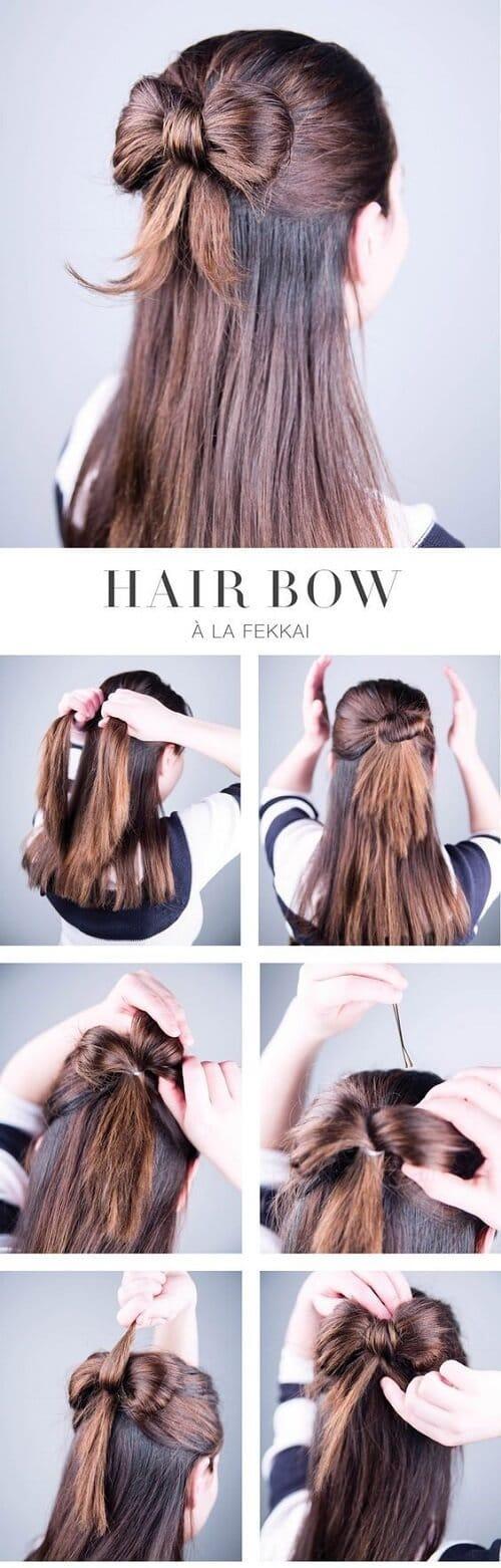 the-adorable-bow-bun-look