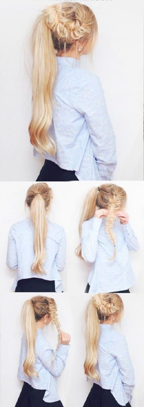 the-fishtail-braid-and-ponytail-look