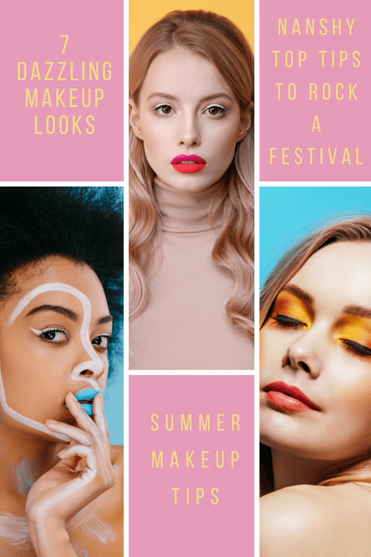 7 Dazzling Makeup Tips to Rock a Festival