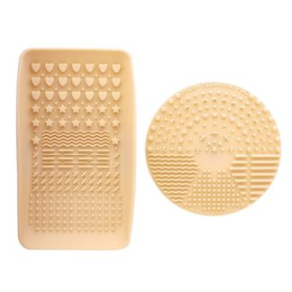 makeup brush cleaning pads
