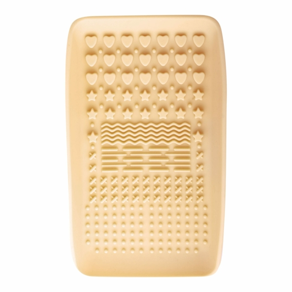Makeup Brush Cleaning Palette