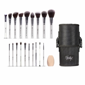 22 Piece Pro Brush Set with Pouch