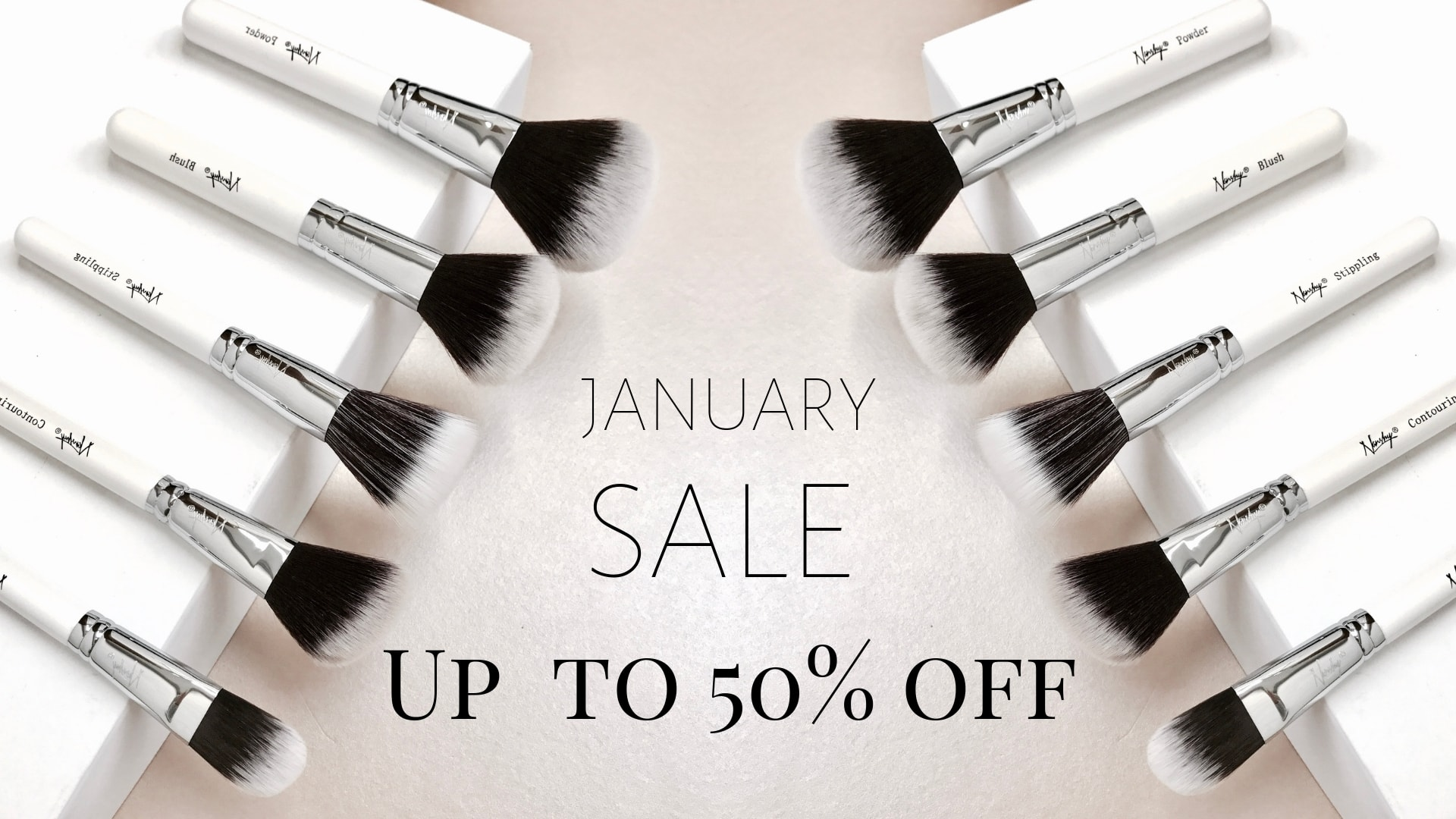 JANUARY SALE UP TO 50%OFF