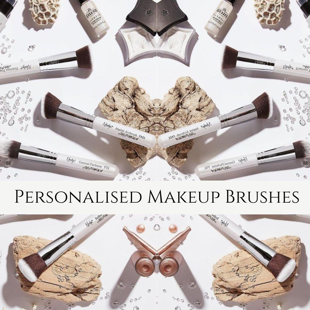 Personalised Makeup Brushes