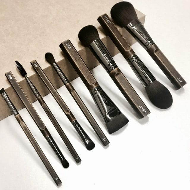 Vegan Makeup Brush Set